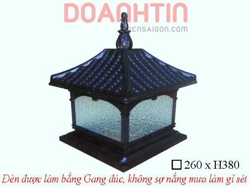 Đèn Cổng Trang Trí Khách Sạn - Densaigon.com