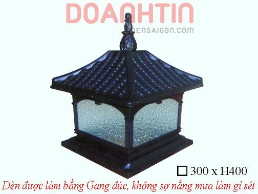 Đèn Cổng Đẹp Trang Trí Nổi Bật - Densaigon.com