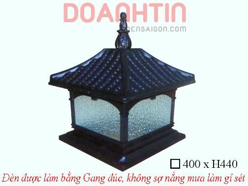 Đèn Cổng Cao Cấp Trang Trí Nhà Phố - Densaigon.com