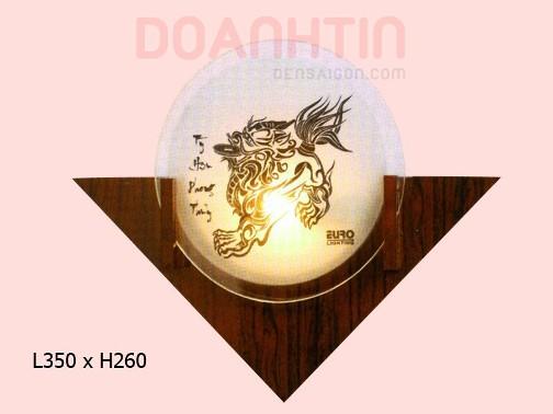 Đèn Tường Kiếng Thiết Kế Lạ Mắt - Densaigon.com