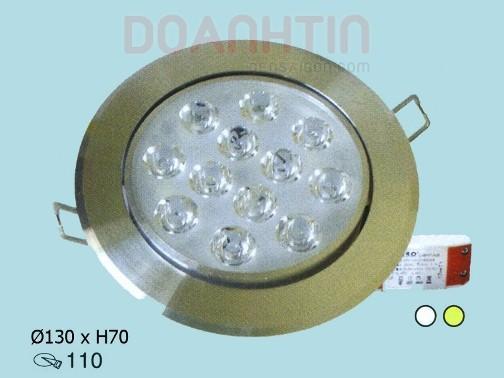 Đèn Mắt Ếch LED Thiết Kế Đơn Giản - Densaigon.com