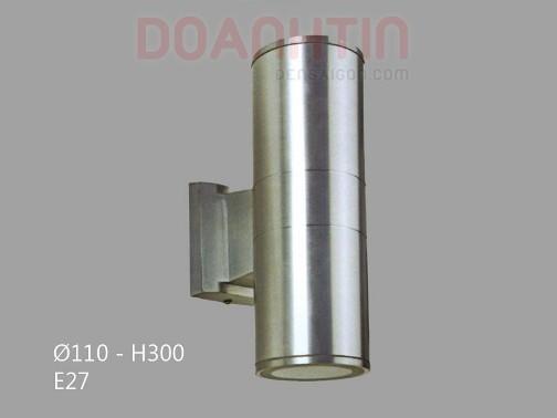Đèn Tường Ngoại Thất Chất Liệu Inox - Densaigon.com