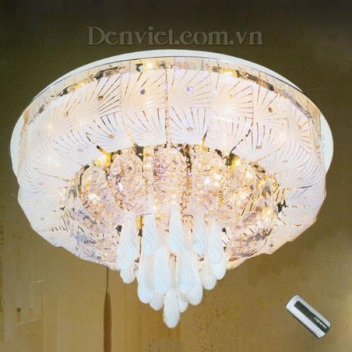 Đèn Chùm LED Đẹp Treo Phòng Khách Sạn Giá Rẻ - Densaigon.com