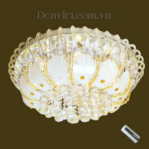 Đèn Chùm LED Thiết Kế Đơn Giản Trang Trí Phòng Ăn - Densaigon.com