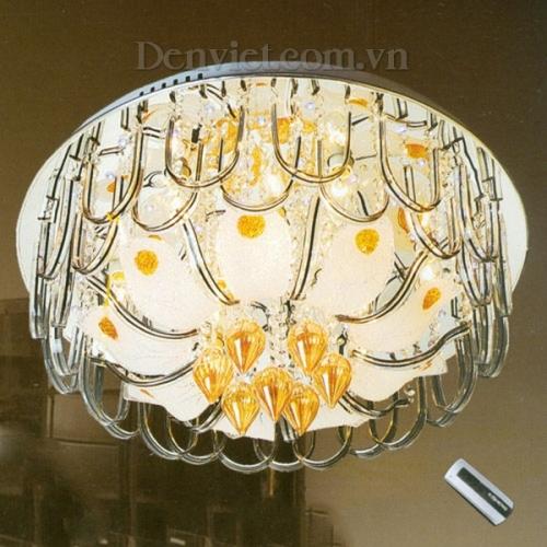 Đèn Chùm LED Tròn Thiết Kế Đơn Giản Giá Rẻ - Densaigon.com