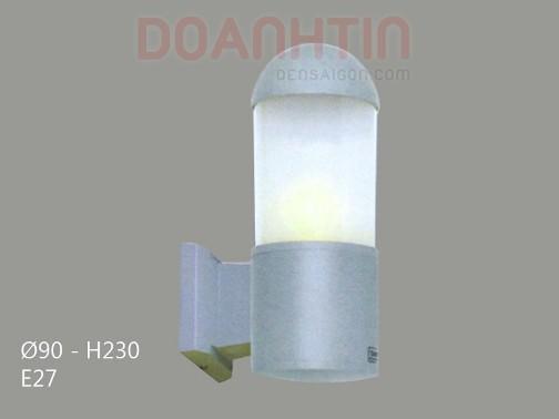 Đèn Tường Ngoại Thất Phong Cách Nhẹ Nhàng - Densaigon.com
