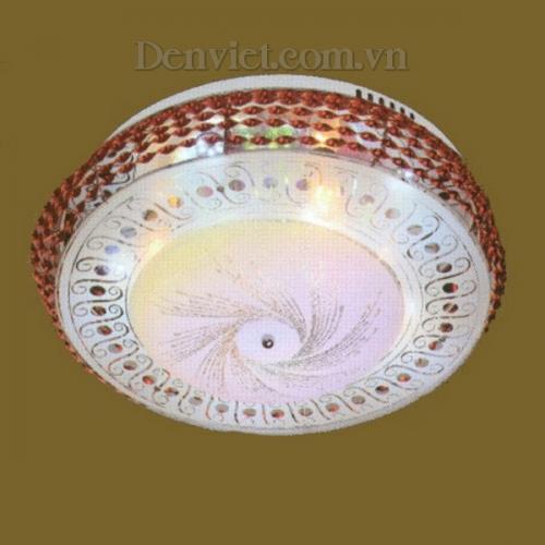 Đèn Chùm LED Tròn Kiểu Dáng Hiện Đại - Densaigon.com