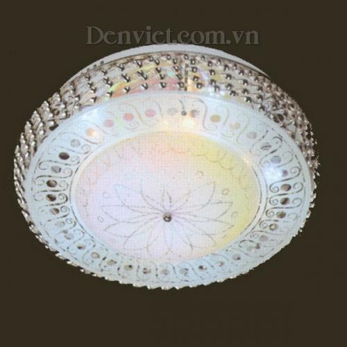 Đèn Chùm LED Tròn Đẹp Phong Cách Hiện Đại - Densaigon.com