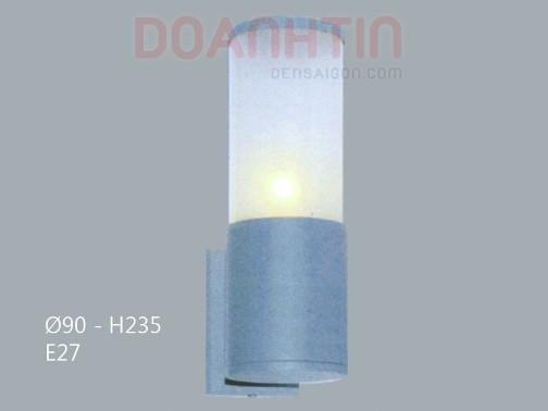 Đèn Vách Ngoại Thất Ánh Sáng Dịu - Densaigon.com
