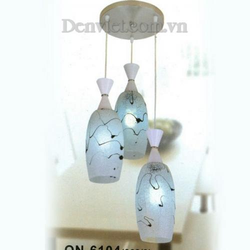 Đèn Thả Bàn Ăn Thiết Kế Đơn Giản - Densaigon.com