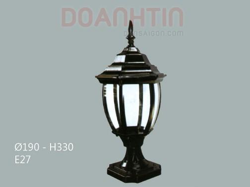Đèn Gắn Cổng Kiểu Dáng Hiện Đại - Densaigon.com