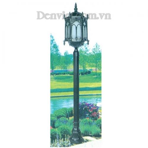 Đèn Trụ Sân Vườn Kiểu Dáng Cầu Kỳ - Densaigon.com