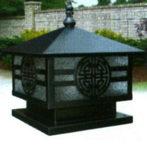 Đèn Cổng Cao Cấp Thiết Kế Phong Cách Ấn Tượng - Densaigon.com