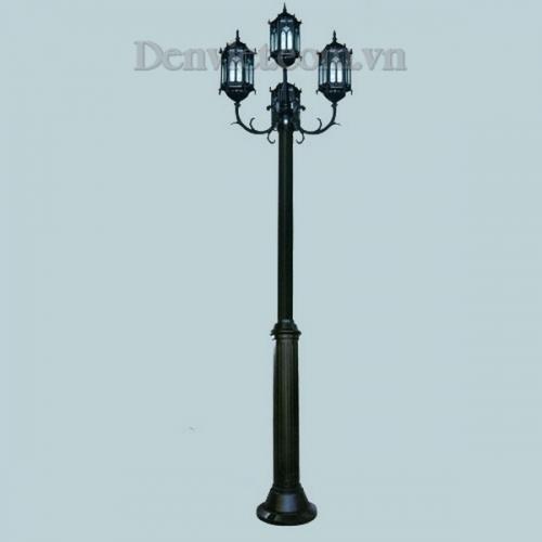 Đèn Trụ Sân Vườn Phong Cách Cổ Điển - Densaigon.com