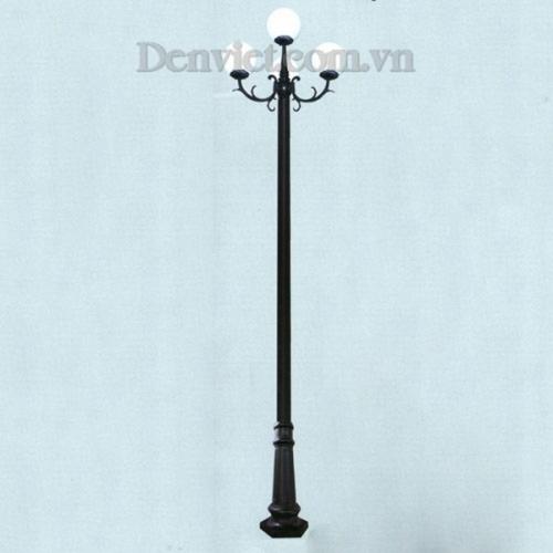 Đèn Trụ Sân Vườn Phong Cách Hiện Đại - Densaigon.com