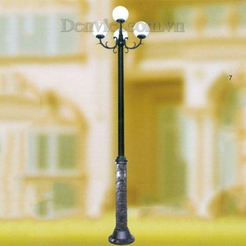 Đèn Trụ Sân Vườn Thiết Kế Hiện Đại - Densaigon.com