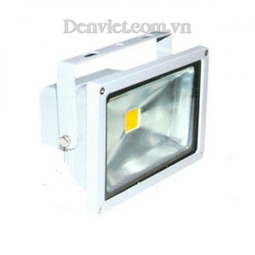 Đèn Pha LED Siêu Sáng 30W Đổi Màu - Densaigon.com