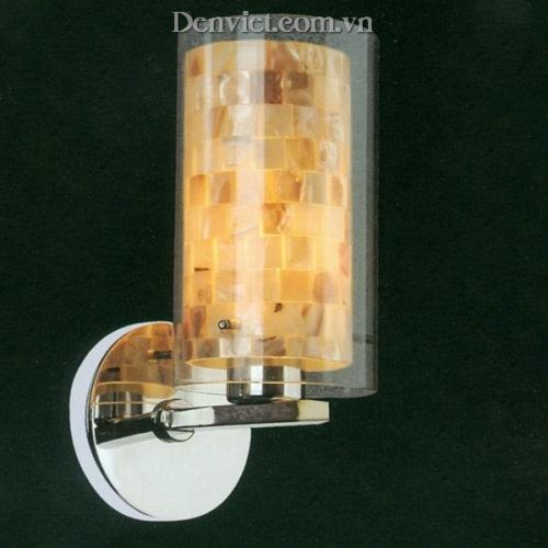 Đèn Vách Chao Mosaic Treo Phòng Ngủ Hiện Đại - Densaigon.com