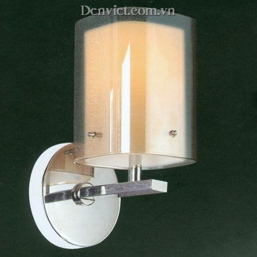 Đèn Vách Chao Mạ Hiện Đại Treo Phòng Ngủ Đẹp - Densaigon.com
