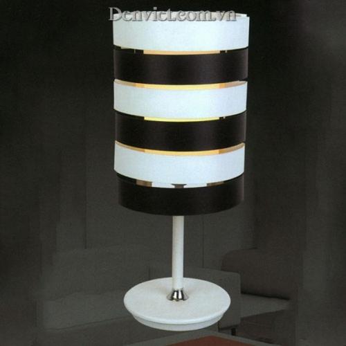 Đèn Bàn Nghệ Thuật Trắng Đen Đẹp Giá Rẻ - Densaigon.com