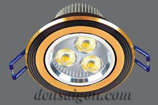 Đèn Mắt Ếch LED Thiết Kế Hài Hòa - Densaigon.com