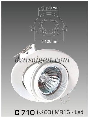 Đèn Mắt Ếch Đẹp Bền Rẻ - Densaigon.com