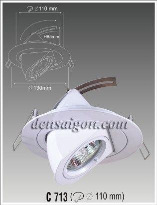 Đèn Ếch Cao Cấp Thiết Kế Nổi Bật - Densaigon.com