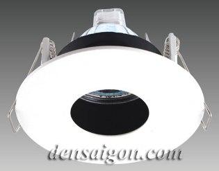 Đèn Mắt Ếch Cao Cấp Phối Màu Trắng Đen - Densaigon.com