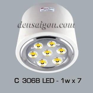 Đèn Lon Nổi LED Thiết Kế Tinh Xảo - Densaigon.com