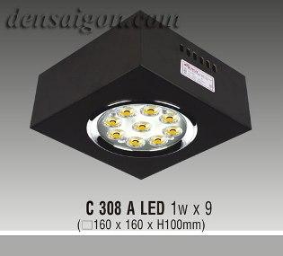 Đèn Lon Nổi LED Thiết Kế Mạnh Mẽ - Densaigon.com