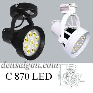 Đèn Rọi Tiêu Điểm LED Cao Cấp Thiết Kế Độc Đáo - Densaigon.com