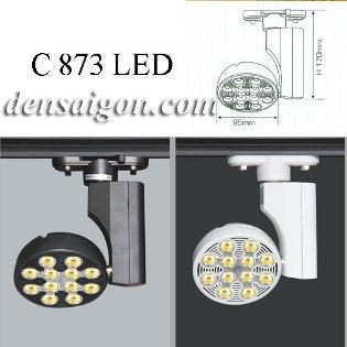 Đèn Rọi Tiêu Điểm LED Màu Sắc Nhẹ Nhàng - Densaigon.com