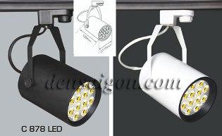 Đèn Rọi Tiêu Điểm LED Mẫu Mã Đẹp - Densaigon.com