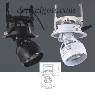 Đèn Rọi Tiêu Điểm Phong Cách Hiện Đại - Densaigon.com