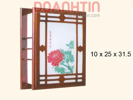 Đèn Tường Da Dê Thiết Kế Bắt Mắt - Densaigon.com