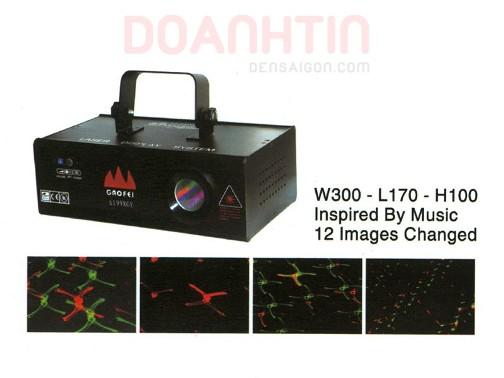 Đèn Vũ Trường Laser Trang Trí Sân Khấu - Densaigon.com