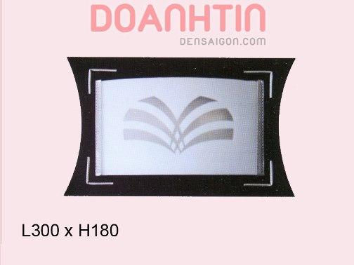 Đèn Tường Kiếng Kiểu Dáng Sang Trọng - Densaigon.com