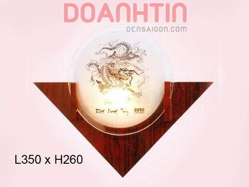 Đèn Tưởng Gỗ Trang Trí Phòng Ăn - Densaigon.com