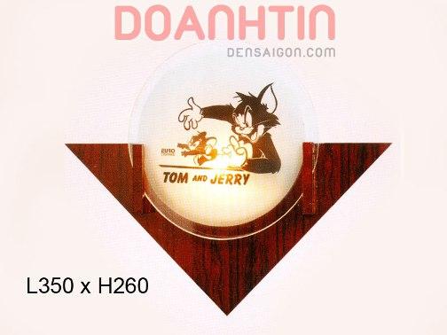 Đèn Tưởng Gỗ Trang Trí Nhà Phố - Densaigon.com