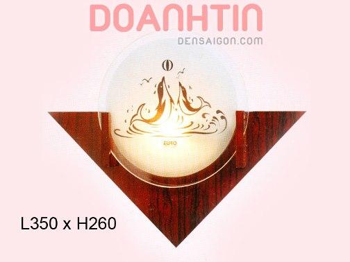 Đèn Tưởng Gỗ Trang Trí Biệt Thự - Densaigon.com
