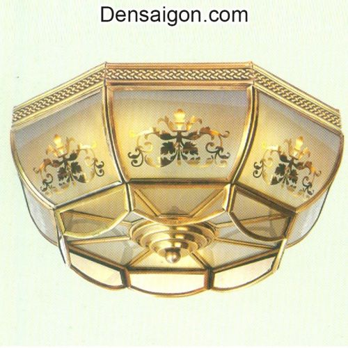 Đèn Áp Trần Cổ Điển Đẹp - Densaigon.com