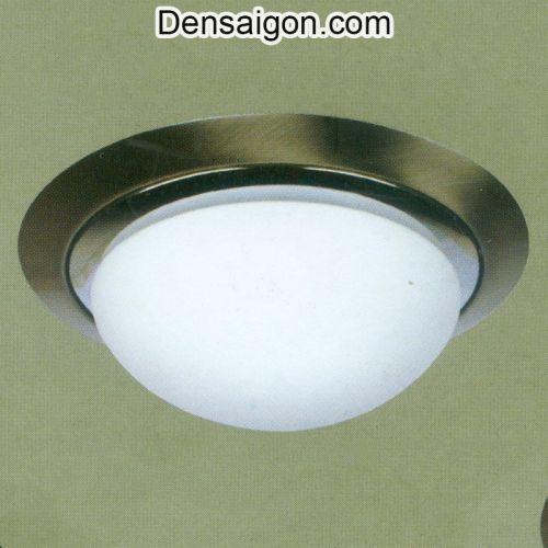 Đèn Áp Trần Hiện Đại Hình Tròn Đẹp - Densaigon.com