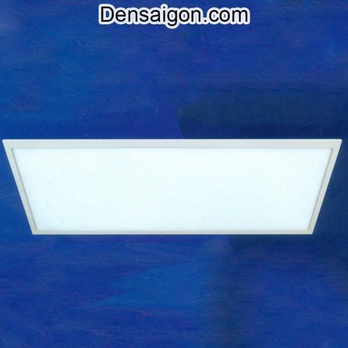 Đèn Âm Trần LED Hình Chữ Nhật Màu Trắng - Densaigon.com