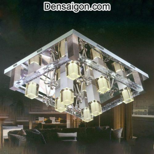 Đèn Áp Trần LED Cao Cấp Đẹp - Densaigon.com