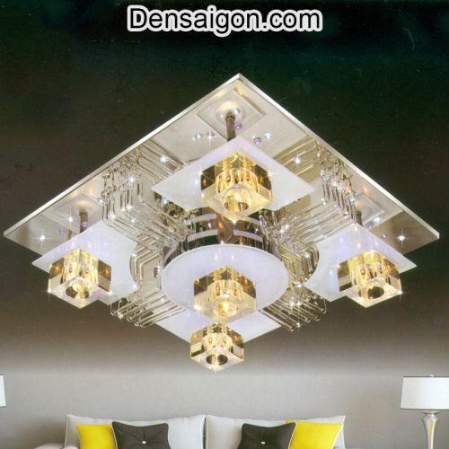 Đèn Áp Trần LED Đẹp Giá Rẻ Trang Trí Nội Thất - Densaigon.com