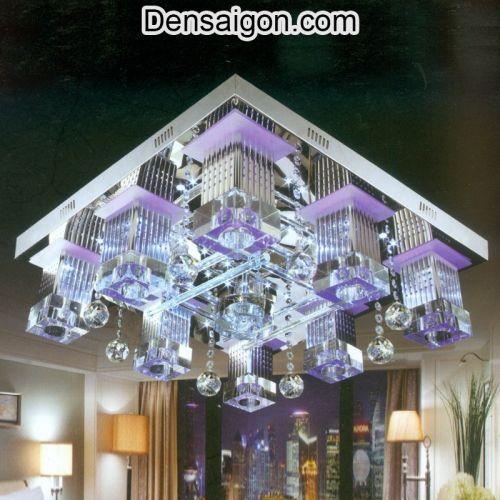 Đèn Áp Trần LED Đẹp Giá Rẻ Treo Phòng Ăn - Densaigon.com