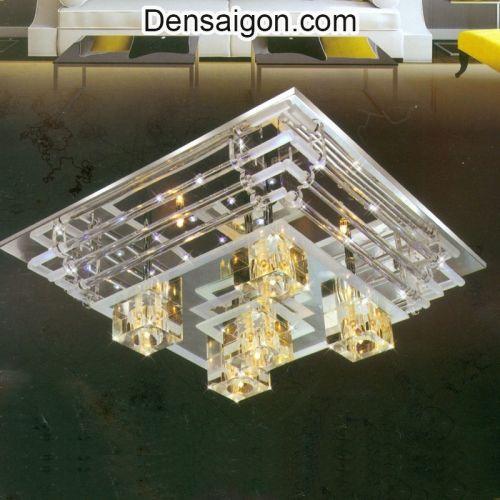 Đèn Áp Trần LED Đẹp Trang Trí Nội Thất - Densaigon.com