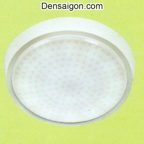 Đèn Áp Trần LED Hình Tròn Hiện Đại - Densaigon.com