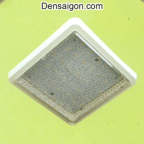 Đèn Áp Trần LED Hình Vuông Đẹp - Densaigon.com