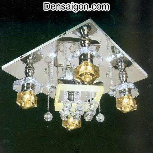 Đèn Áp Trần LED Sang Trọng - Densaigon.com